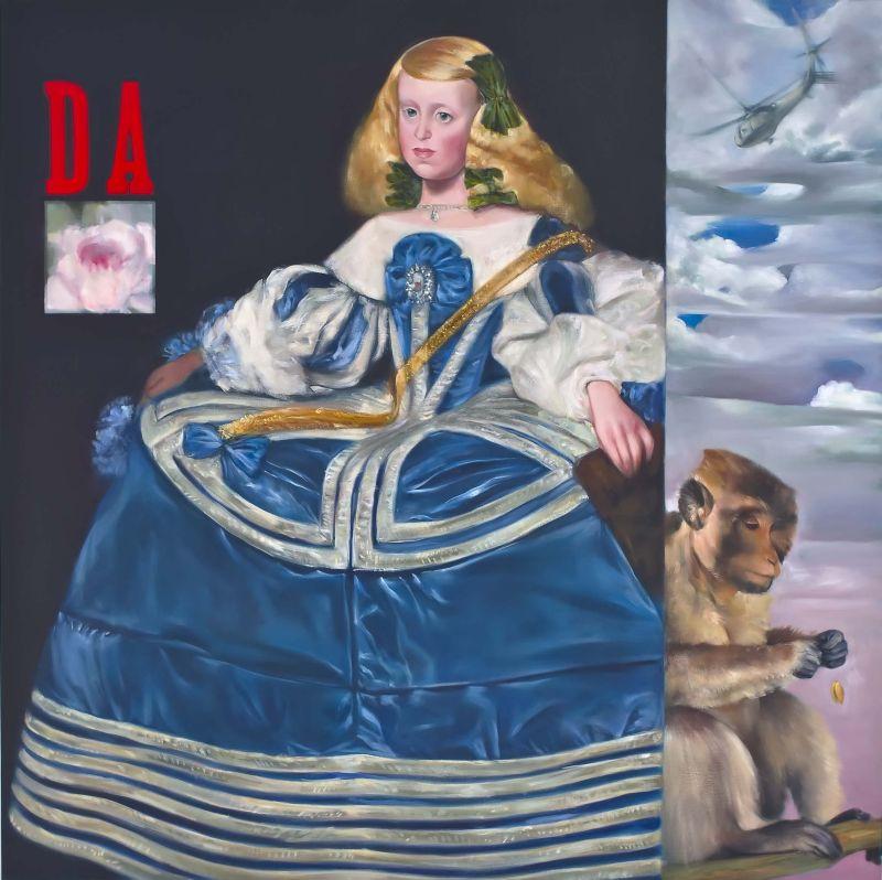 DADA Infanta 36' x 36'  o/c
